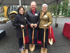 Seattle Humane Society Ground Breaking